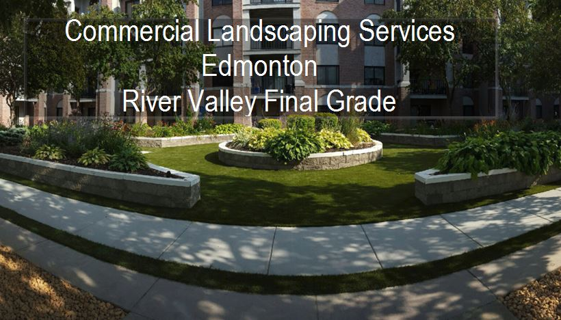 Commercial Landscaping Services Stony Plain